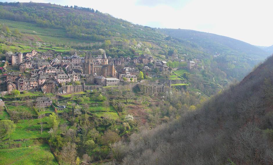 Commune de Conques, Communauté de Communes de Conques-Marcillac