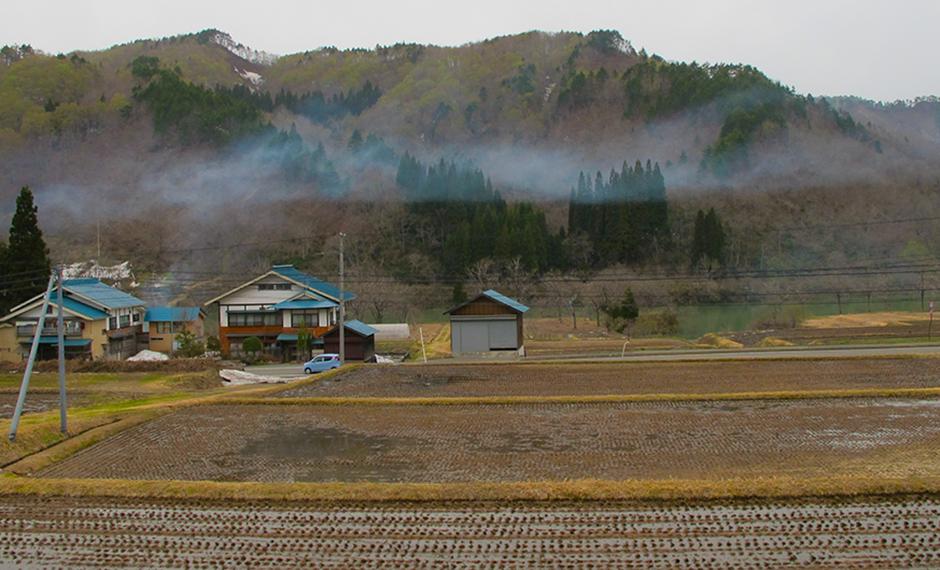 Iwaizumi Town, Iwate prefecture